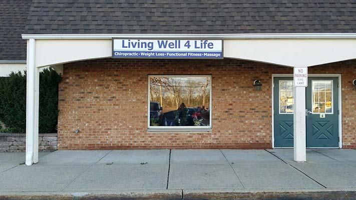 Chiropractic Hillsborough NJ Front of Building